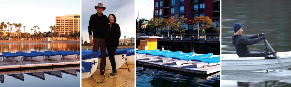 "Harold Aune & Marie Hutchinson designed and produce the WSRC ""All Water"" rowing club that enables almost everyone to be able to afford and enjoy the many benefits of slide seat sculling."